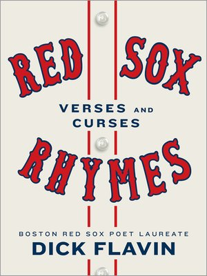 cover image of Red Sox Rhymes