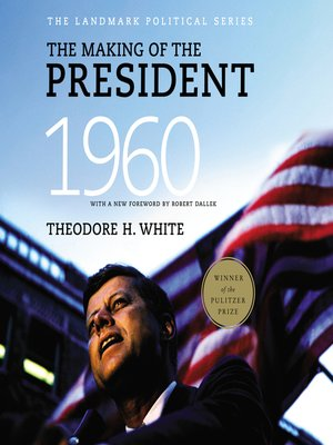 cover image of The Making of the President 1960