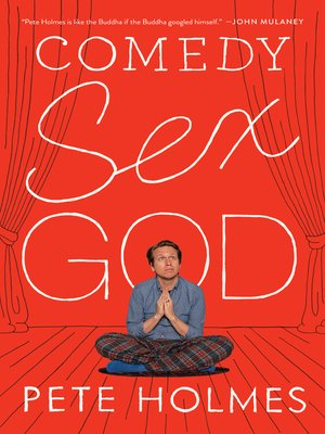 cover image of Comedy Sex God
