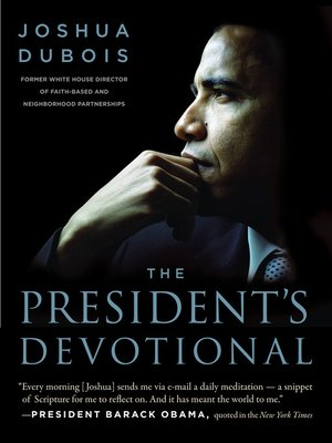 cover image of The President's Devotional