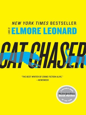 cover image of Cat Chaser