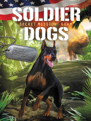 cover image of Soldier Dogs #3