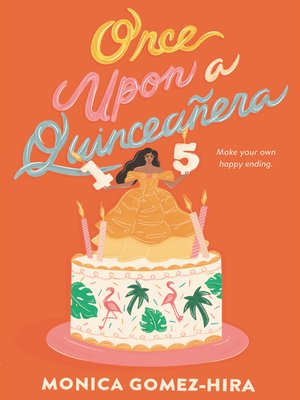 cover image of Once Upon a Quinceañera