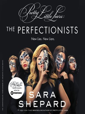 cover image of The Perfectionists