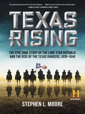 cover image of Texas Rising