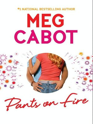cover image of Pants on Fire