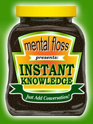 cover image of Mental Floss: Instant Knowledge