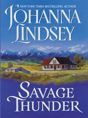 cover image of Savage Thunder