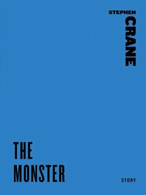 cover image of The Monster