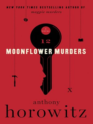 cover image of Moonflower Murders