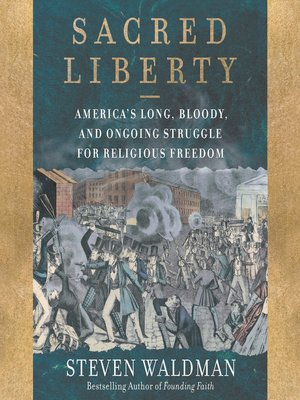 cover image of Sacred Liberty