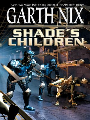 cover image of Shade's Children