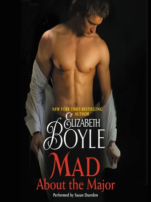 cover image of Mad About the Major