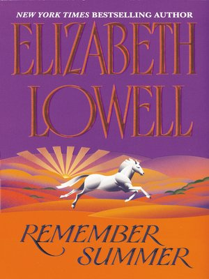 cover image of Remember Summer