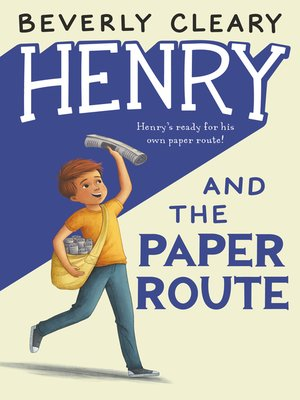 cover image of Henry and the Paper Route