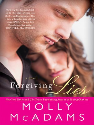cover image of Forgiving Lies