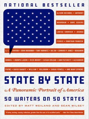 cover image of State by State
