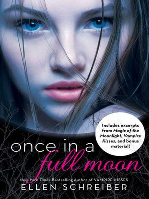 cover image of Once in a Full Moon with Bonus Material