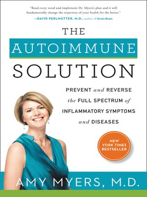 cover image of The Autoimmune Solution