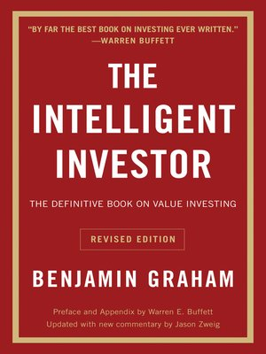 cover image of The Intelligent Investor, Revised Edition