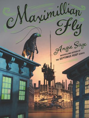 cover image of Maximillian Fly