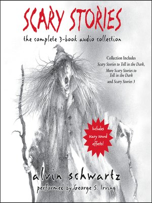 cover image of Scary Stories Audio Collection