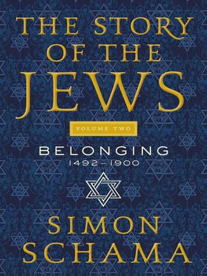 cover image of The Story of the Jews, Volume 2