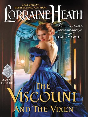 cover image of The Viscount and the Vixen