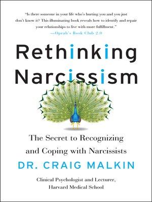 cover image of Rethinking Narcissism