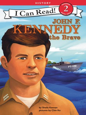 cover image of John F. Kennedy the Brave