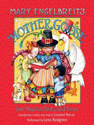 cover image of Mary Engelbreit's Mother Goose