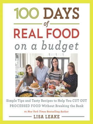 cover image of 100 Days of Real Food
