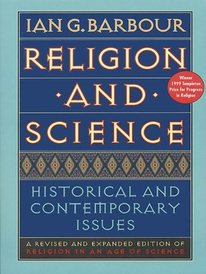 cover image of Religion and Science