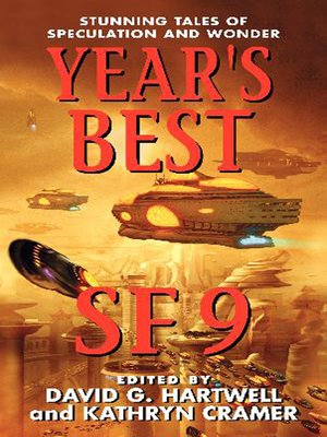 cover image of Year's Best SF 9