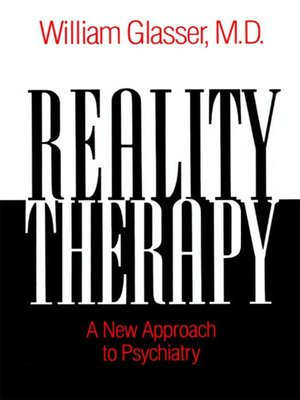 cover image of Reality Therapy