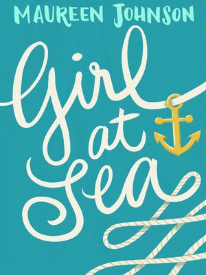cover image of Girl at Sea