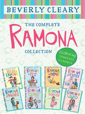 cover image of The Complete Ramona Collection