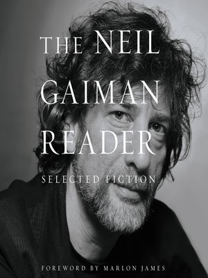 cover image of The Neil Gaiman Reader