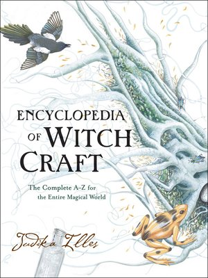 cover image of Encyclopedia of Witchcraft