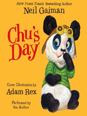 cover image of Chu's Day