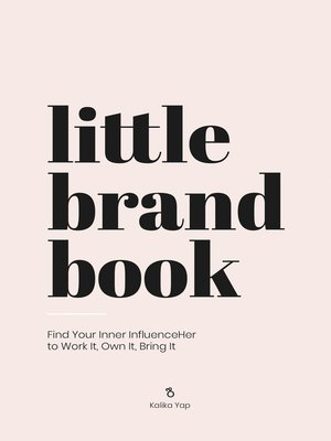 cover image of Little Brand Book