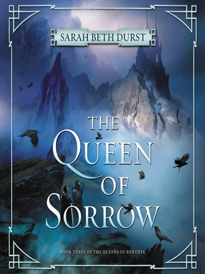cover image of The Queen of Sorrow