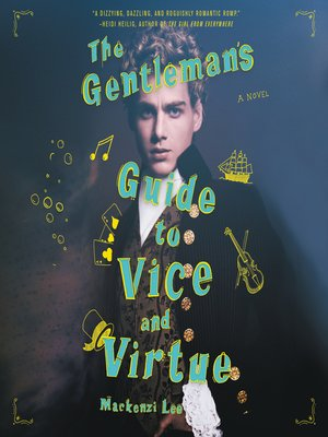 cover image of The Gentleman's Guide to Vice and Virtue