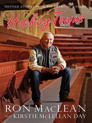 cover image of Hockey Towns