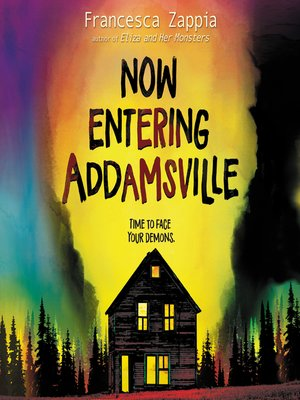 cover image of Now Entering Addamsville