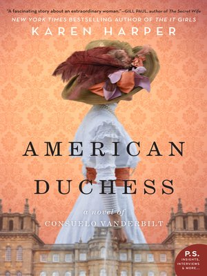cover image of American Duchess