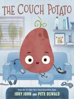 cover image of The Couch Potato