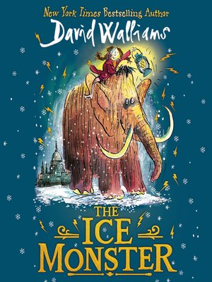 cover image of The Ice Monster