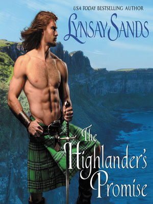 cover image of The Highlander's Promise