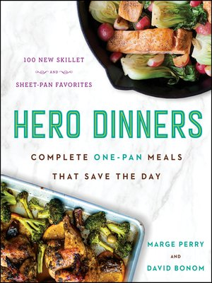cover image of Hero Dinners